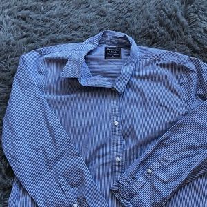 Abercrombie & Fitch Pinstripe Shirt 💋